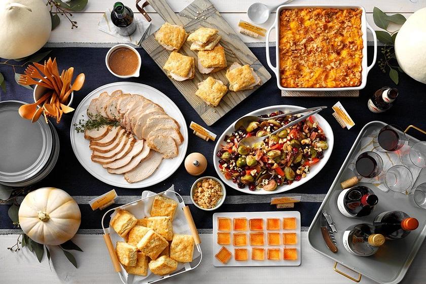 起級市場特色美食幫你拿下聚會活動餐館